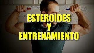 ESTEROIDES Y ENTRENAMIENTO, NATURAL VS NO NATURAL