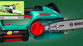 Akkuketjusaha Bosch AKE 30 LI 36 V 2,6Ah High-Power -litiumioniakku