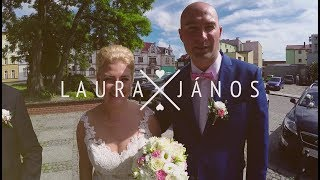 Laura and Janos Wedding - Bialogard - Poland - 2017. 06. 10.