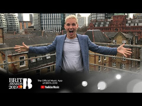And the Nominees Are... with Jamie Laing | BRITs 2019 Mp3