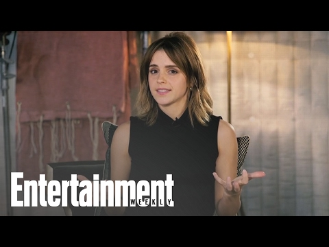 Thumbnail: Kids Ask Emma Watson About 'Beauty And The Beast', 'Harry Potter' & More! | Entertainment Weekly