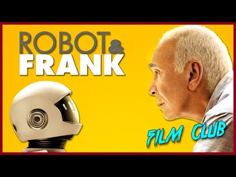 Robot & Frank Review   Film Club