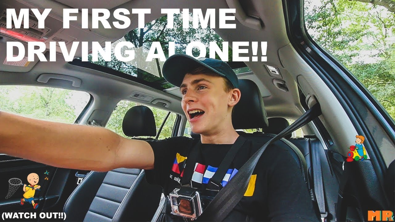 First Time Driver >> My First Time Driving Alone