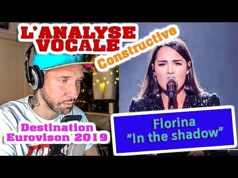 REACTION DE COACH // ANALYSE VOCALE // FLORINA - In the shadow