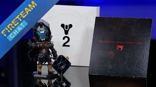 Destiny 2 Invite Unboxing and All The News This Week - IGN's Fireteam Chat Ep. 110 Promo