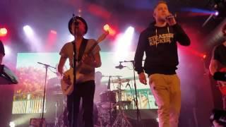 """CatBallou, Mo-Torres & Lukas Podolski - """"LiebeDeineStadt"""" // live im ClubBahnhof Ehrenfeld"""