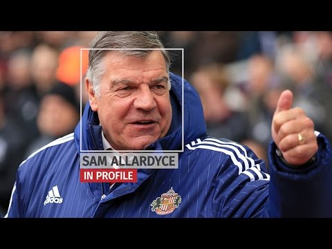 In Profile - New England Manager Sam Allardyce