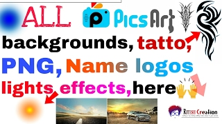Download all PicsArt material/ download backgrounds/download tatto/Urdu editing/download PNG/picsart