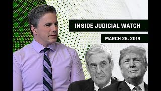 "BLOCKBUSTER VIDEO--Fitton on #MuellerReport: Time to Investigate the ""Investigators!"""