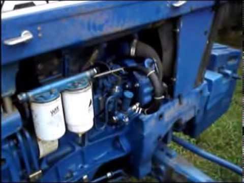 Farmtrac Tractor Wiring Diagram Farmtrac 665 Diesel Tractor Youtube