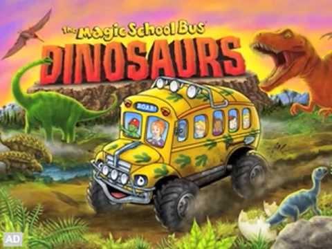 LeapFrog Game Trailer - Magic School Bus: Dinosaurs