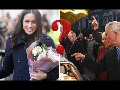Prince Charles buy Meghan Markle Christmas gift whe he visits Borough Market?