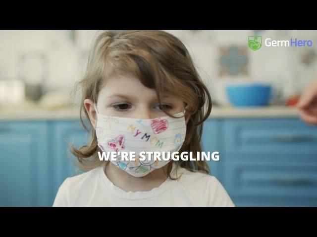 Germ Hero - Reclaim The World We Remember