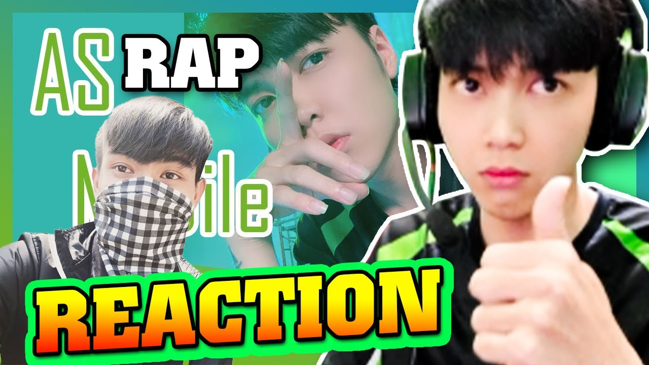 [Garena Free Fire] AS Reaction Rap Về AS Mobile | Tiểu sử của AS Mobile  | AS Mobile