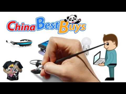 ChinaBestBuys.com Sells all types of Electronic products and Gadgets
