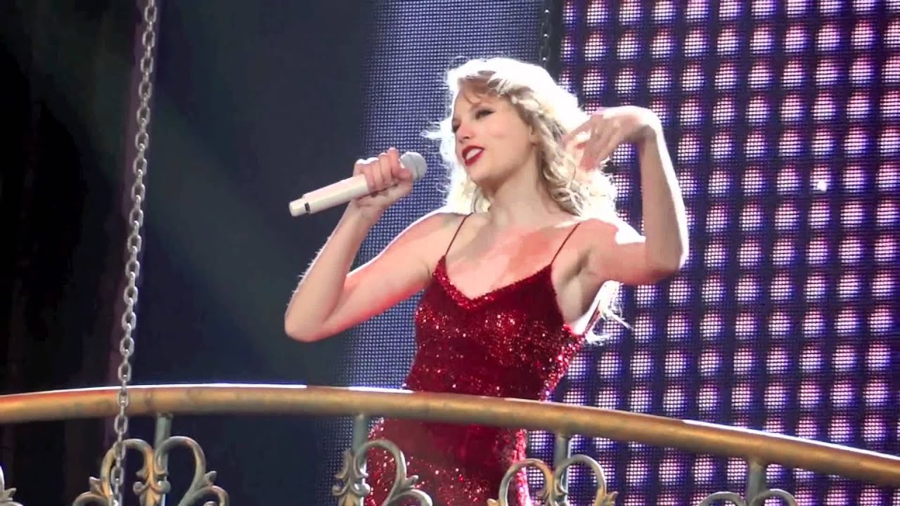Taylor Swift  Live Tour Watch