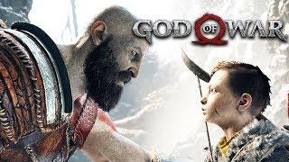God Of War #11 - A Batalha Com o Chefão Mais Incrivel, Ele Voa (Gameplay Português PT BR PS4 PRO)