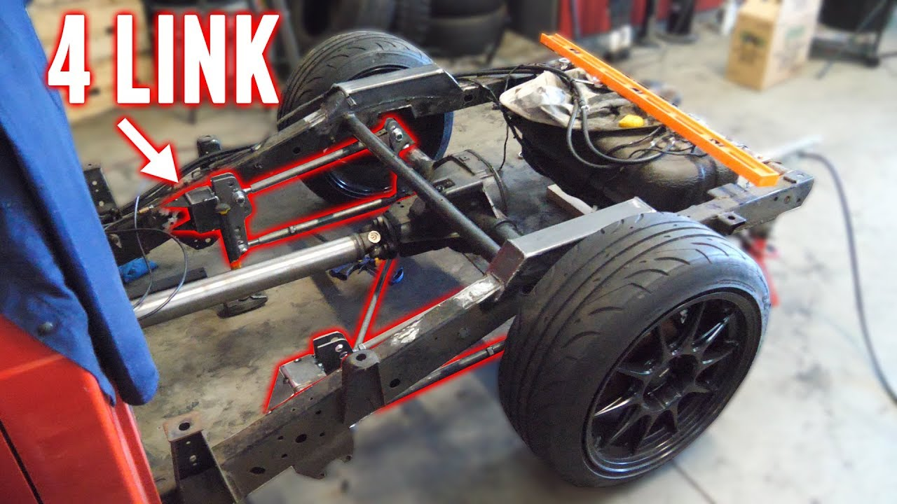 4 Independent Suspension Rear Link