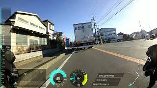 【ロードバイク】【ロングライド】青梅市から【三県境】【渡良瀬遊水地 谷中湖】へ行ってきました thumbnail