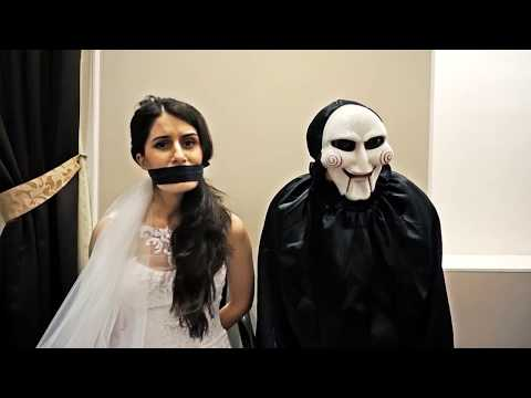 Оригинальное похищение невесты