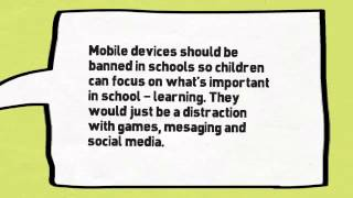 Should children be allowed to bring their own mobile device into school?
