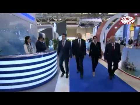 Президент Азербайджана Ильхам