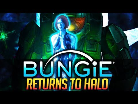 What if Bungie RETURNS to Halo? 343 Industries + Bungie Destiny MERGER with Microsoft?
