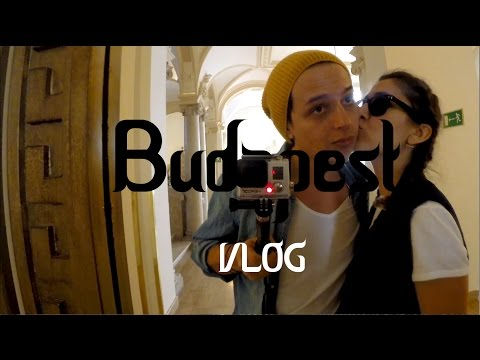 Budapest - Vlog Part 02 (artsy hotel, breakfast brody house, abandoned buildings, ruin bars)