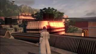 final fantasy 13 town part 1 english gameplay xbox 360