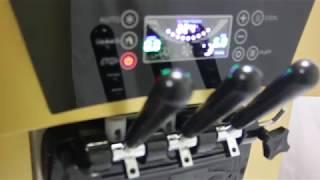 Обзор фризера для мягкого мороженого SMACH