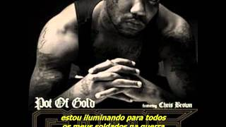 Game - Pot Of Gold ft. Chris Brown [Legendado]