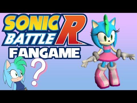 Sonic Battle R - Online Multiplayer Fangame Stream