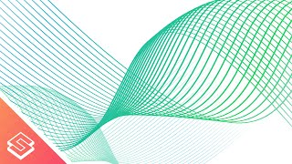 Inkscape tutorial: cool abstract lines