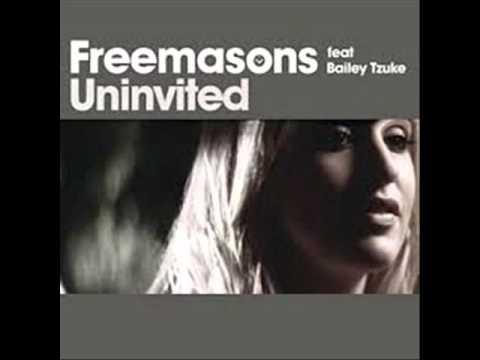 Freemasons Feat. Bailey Tzuke  - Uninvited (Club Mix - Edited) Hebrew Translation