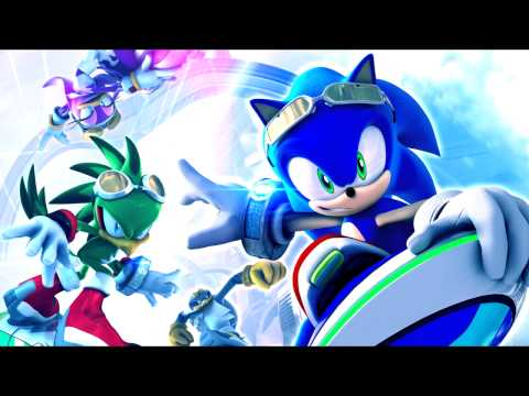 Sonic Riders ZG - Un-Gravity - Hybrid Mix