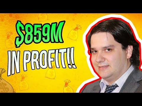 Bitcoin Fraud - CEO Could Profit $859 Million From a Exchange Scam!