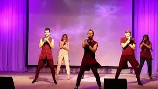 Живое выступление Хора Михаила Бублика в Южноуральске (12.09.17)