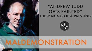 This time in english!this video is about the making of portrait my good friend and painter andrew judd. make shure you check out his website: http://...