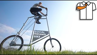 The Highcycle  Social Distance Bike