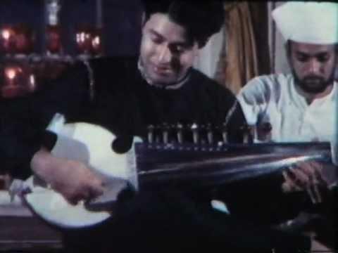 Amjad Ali Khan Documentary by James Beveridge 1971