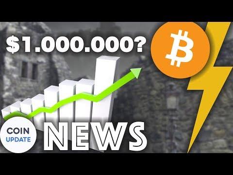 Bitcoin bis Ende 2020 auf $1 Million möglich? eToro, Nasdaq - Bitcoin News 26.04.2018