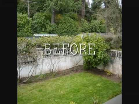 Historic Home Front Yard Transformation