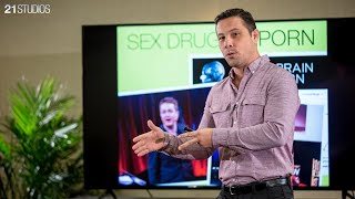 Sex, Drugs, and Porn: Addiction and Modern Culture | Steve Mayeda | Full Speech