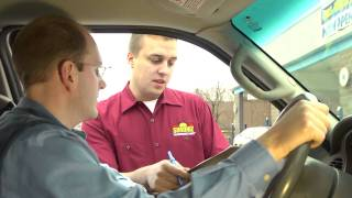 Simoniz Service Advisor Training