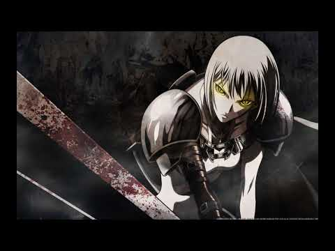 Саундтрек клеймор аниме