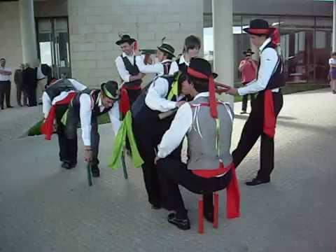 Grupo de Pauliteiros de Sanhoane - Ofícios