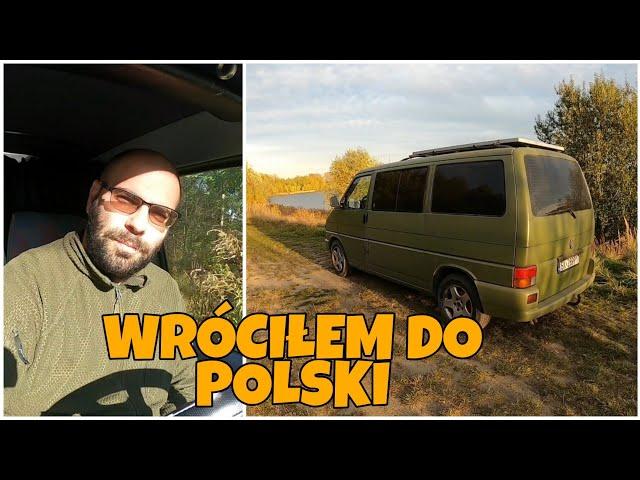 Wróciłem do Polski. Dużo się dzieje!