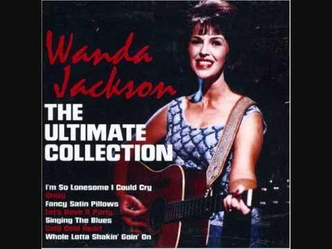 Wanda Jackson - Fancy Satin Pillows (1970)