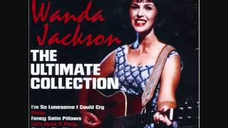 Watch Wanda Jackson Fancy Satin Pillows video