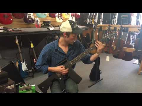 Quinn's Music- Austin rocks out on the new Indy Custom AR-15